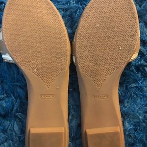 Coach Shoes - Coach slippers
